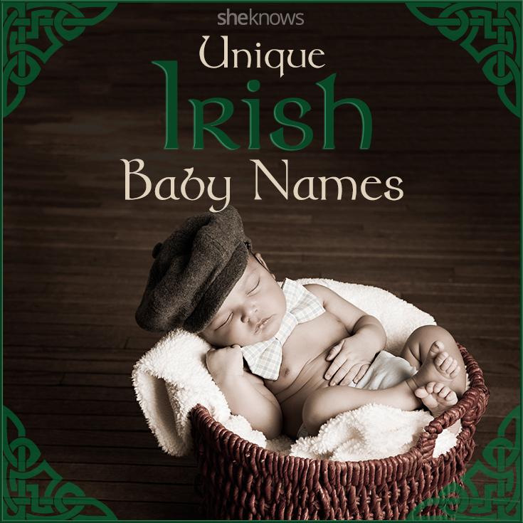 Unusual Irish baby names