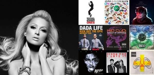 Paris Hilton playlist
