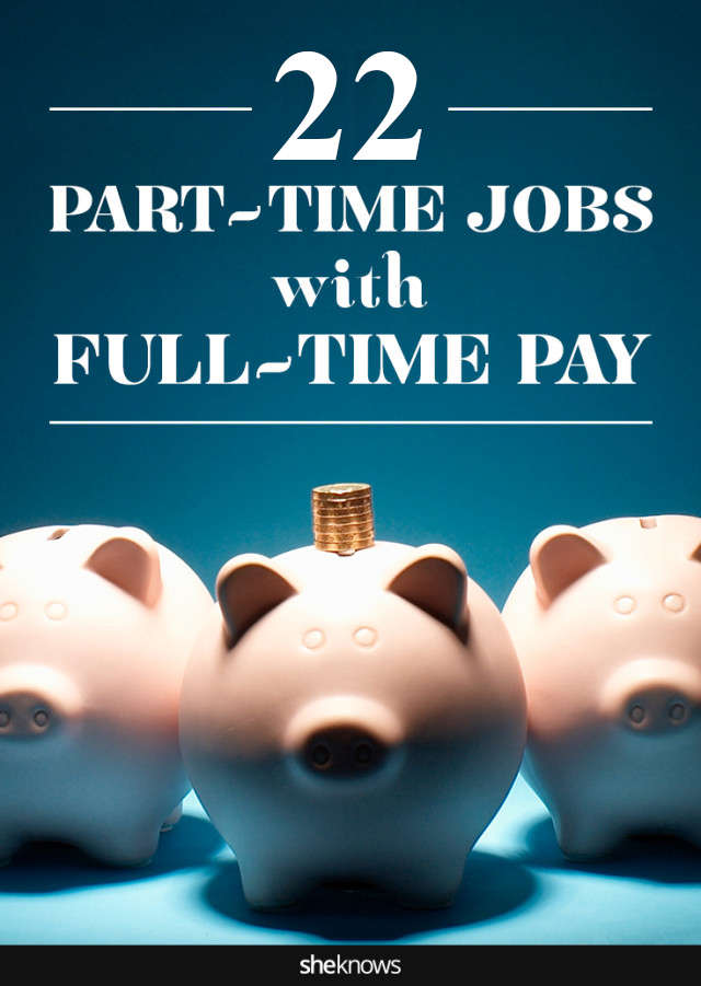 Part-Time Jobs That Pay Well