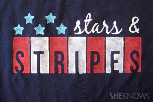 Final tee shirt design