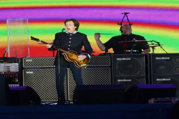 Paul McCartney 70th