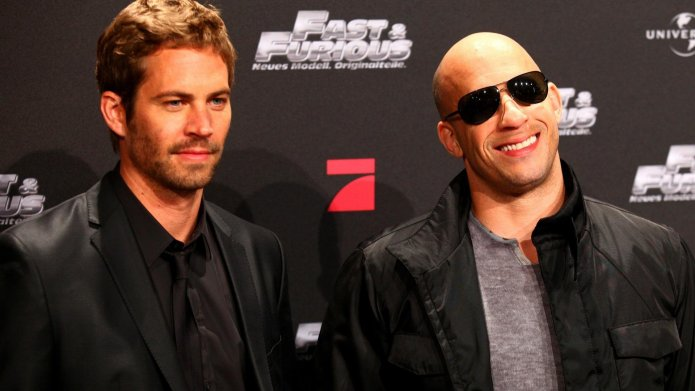 Paul Walker & Vin Diesel's Daughters