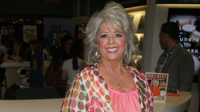 Paula Deen almost spoiled the biggest