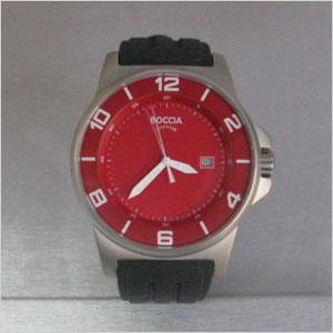 Peter Marco titanium watch
