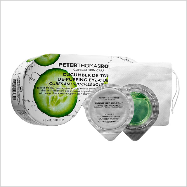 Peter Thomas Roth Cucumber De-Tox De-Puffing Eye Cubes