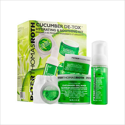 Peter Thomas Roth Cucumber De-Tox Hydrating Soothing Kit