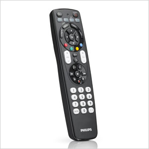 Philips Universal 4 In 1 Remote Control