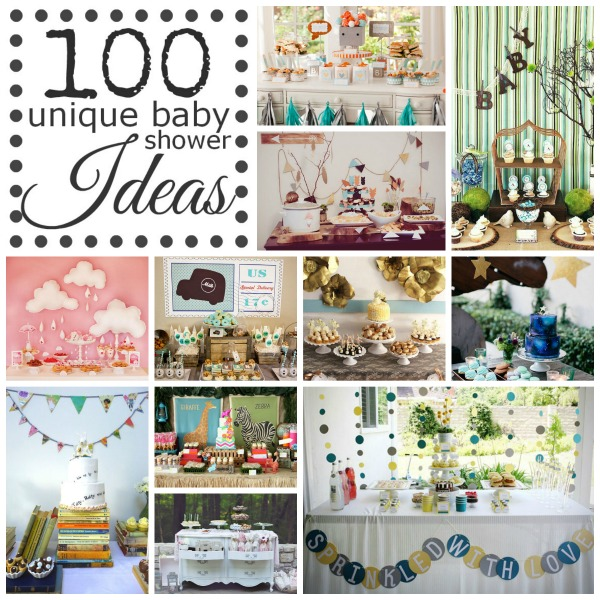 100 Unique Baby Shower Themes Sheknows