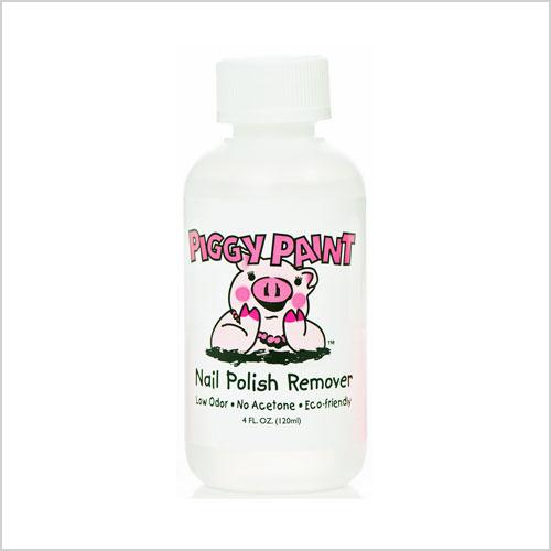 Piggy Paint Nail Polish Remover