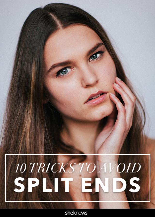 Avoid split ends
