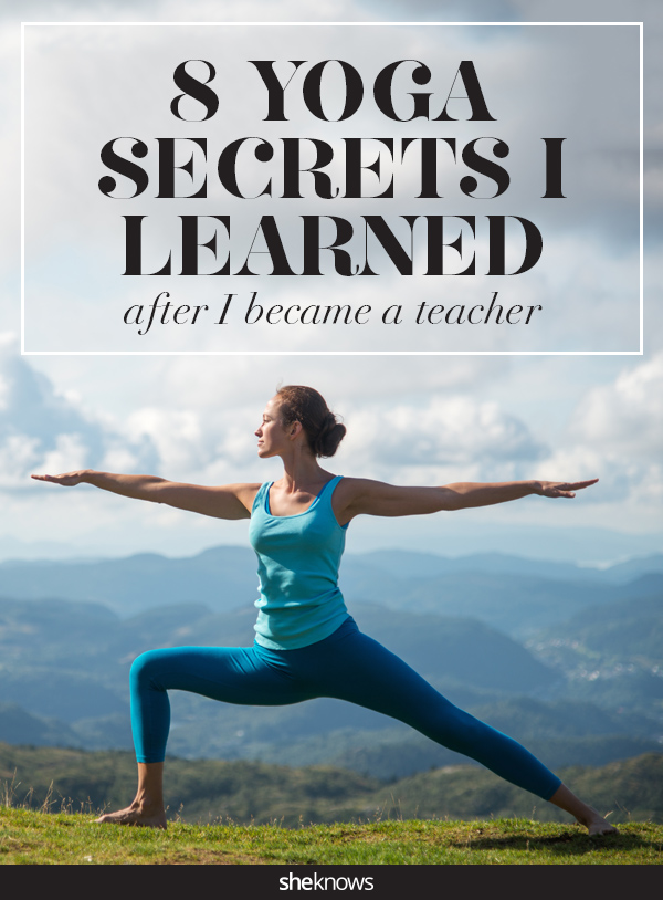 8 yoga secrets I learned during teacher training
