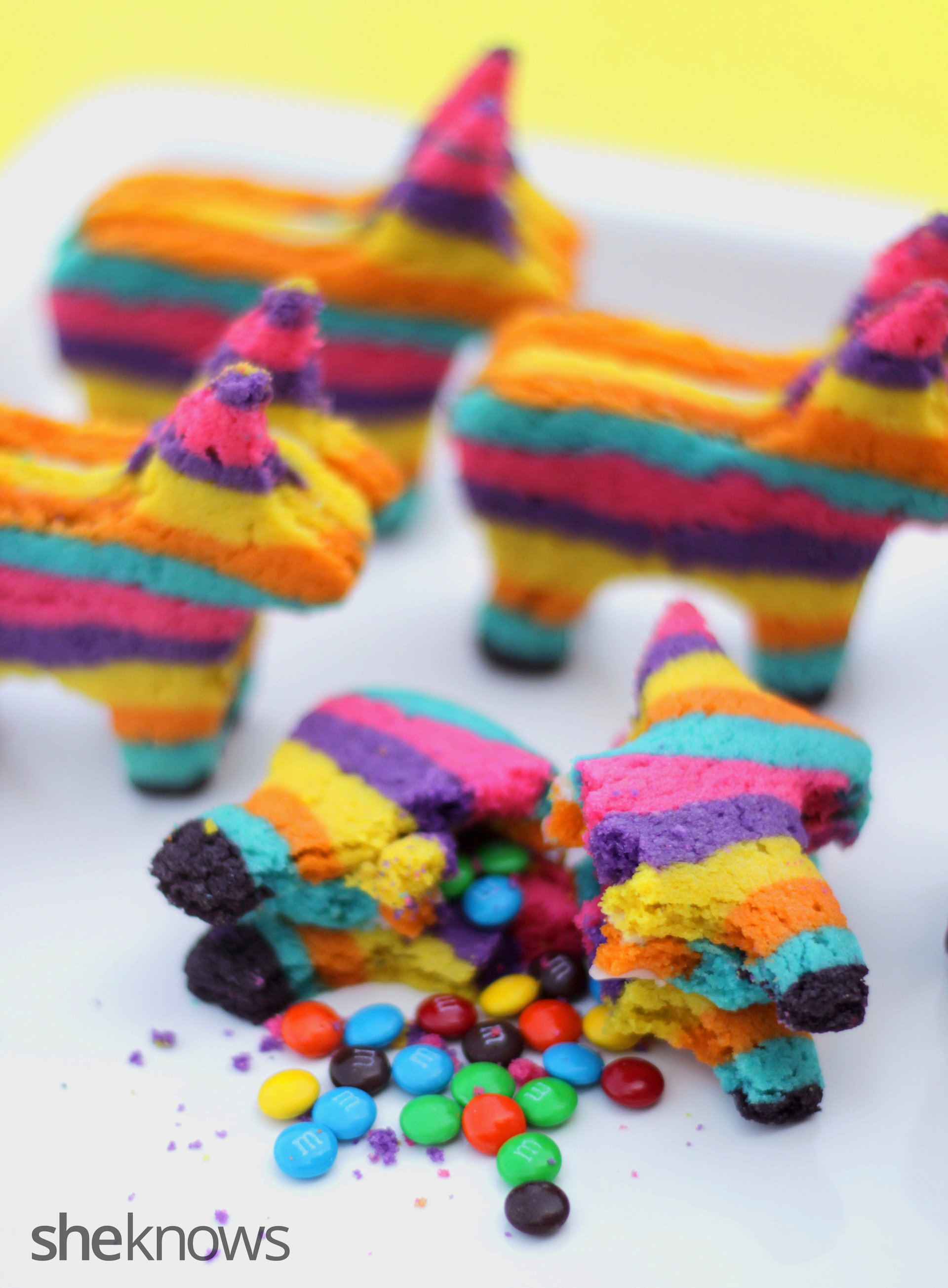 These Cinco de Mayo Piñata Cookies Will Turn Your Party Into a Fiesta – SheKnows