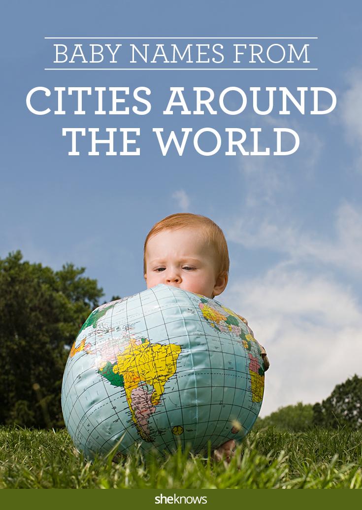 city baby names