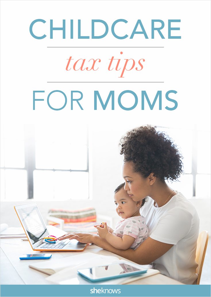 Tax tips for moms
