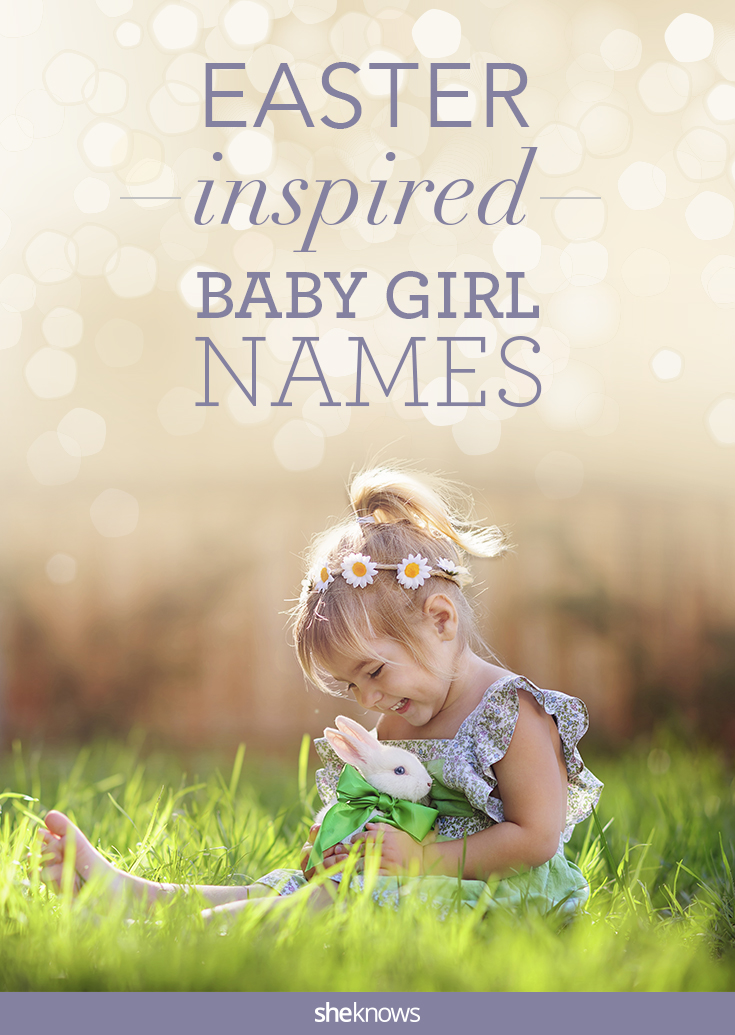 Easter baby girl names