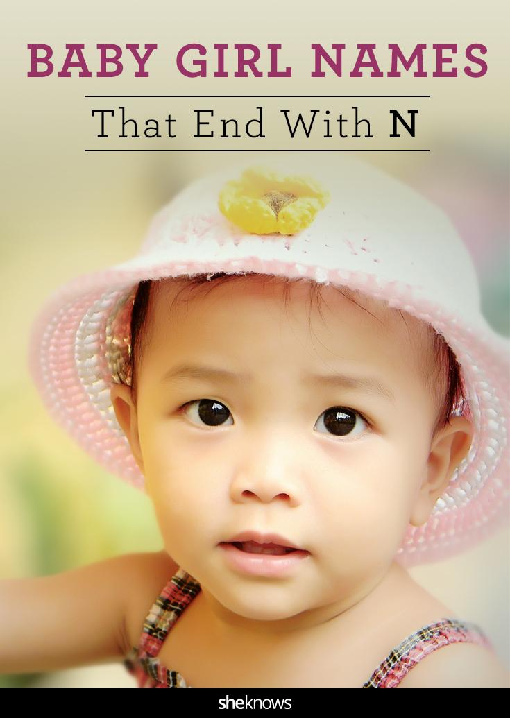 baby names that in N
