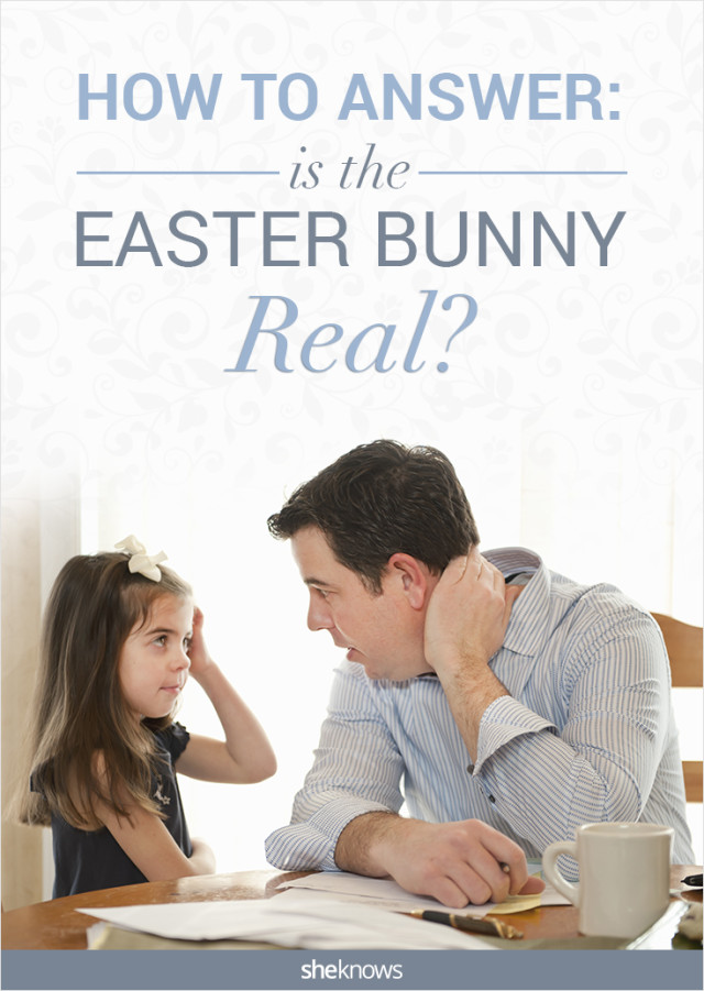 Is the Easter bunny real