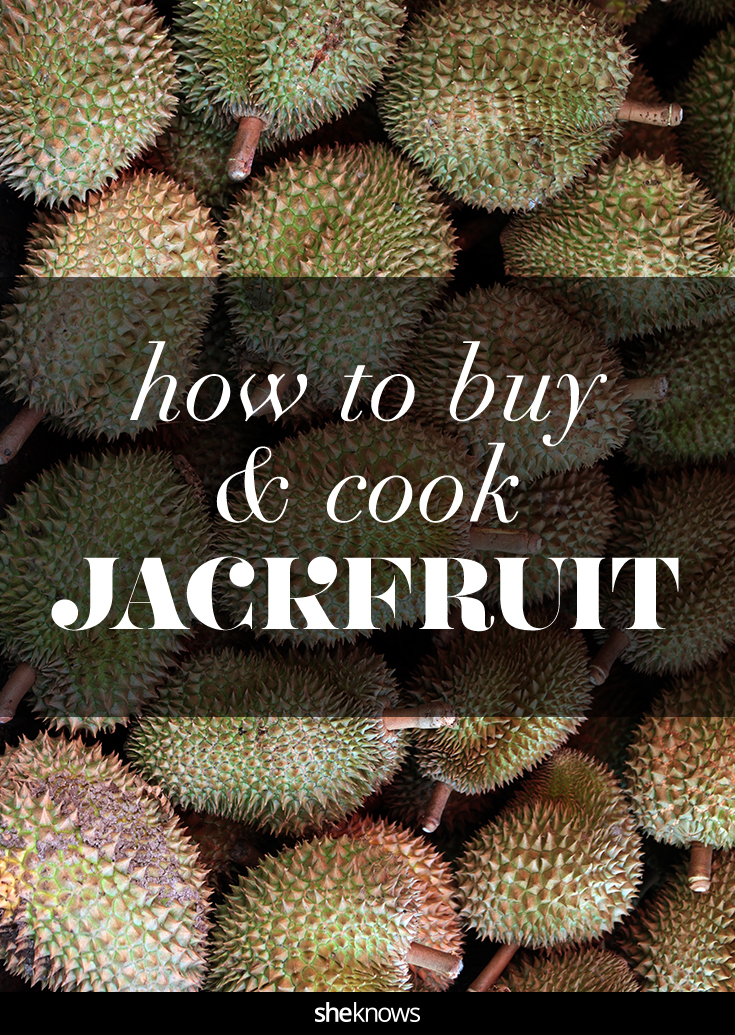 how to buy and cook jackfruit