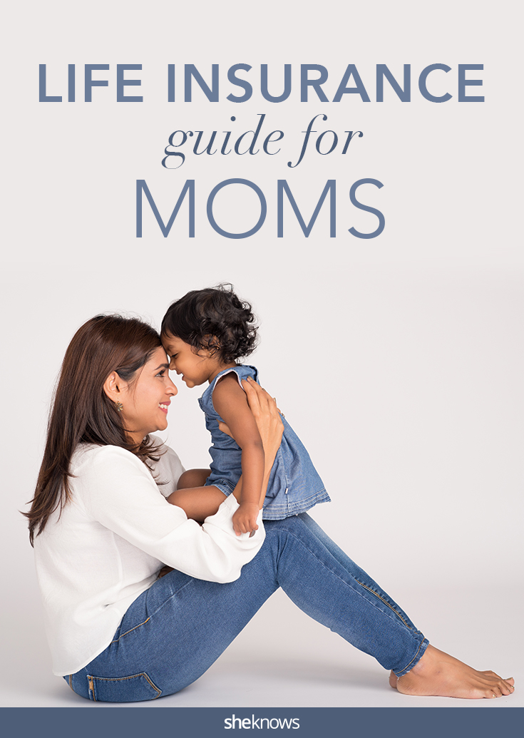 Life insurance guide for moms