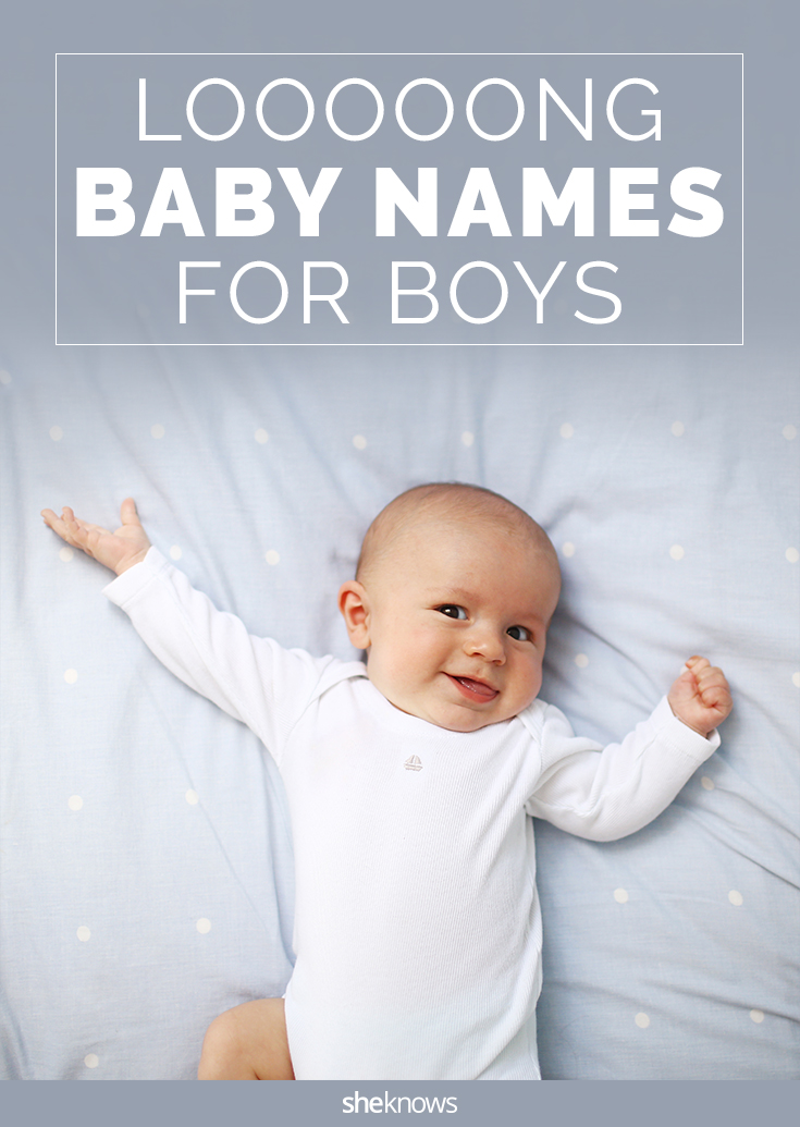 long names for baby boys