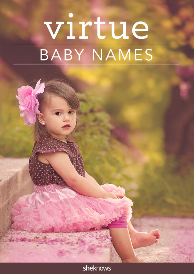 Virtue baby names