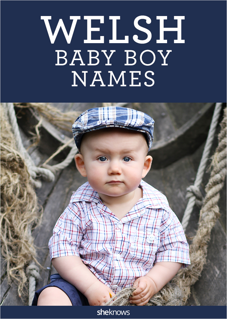 welsh baby boy names