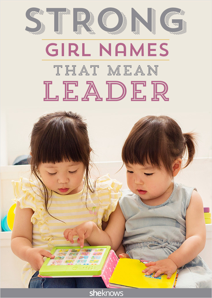 strong baby girl names