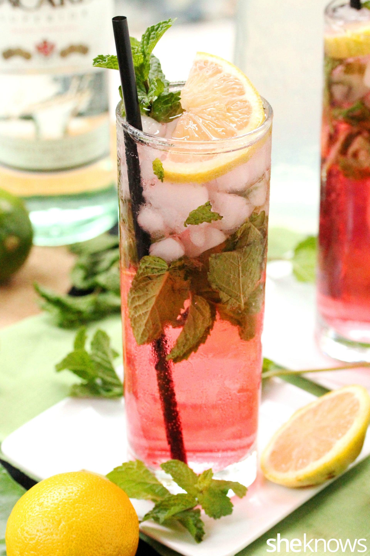 Pink-lemonade-mojito