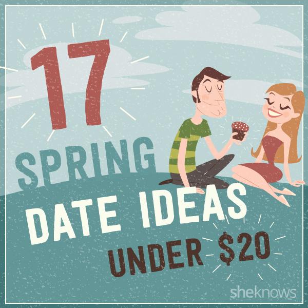 17 Spring date ideas under $20