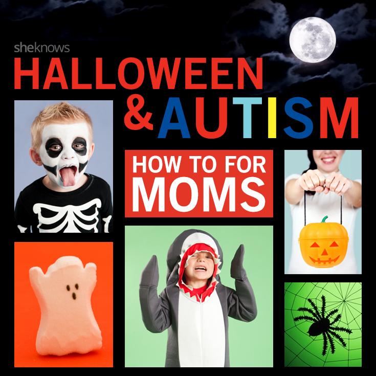 Autism & Halloween -How to