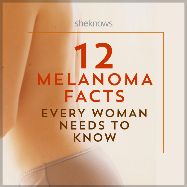 12 Melanoma facts that will make SPF your new BFF