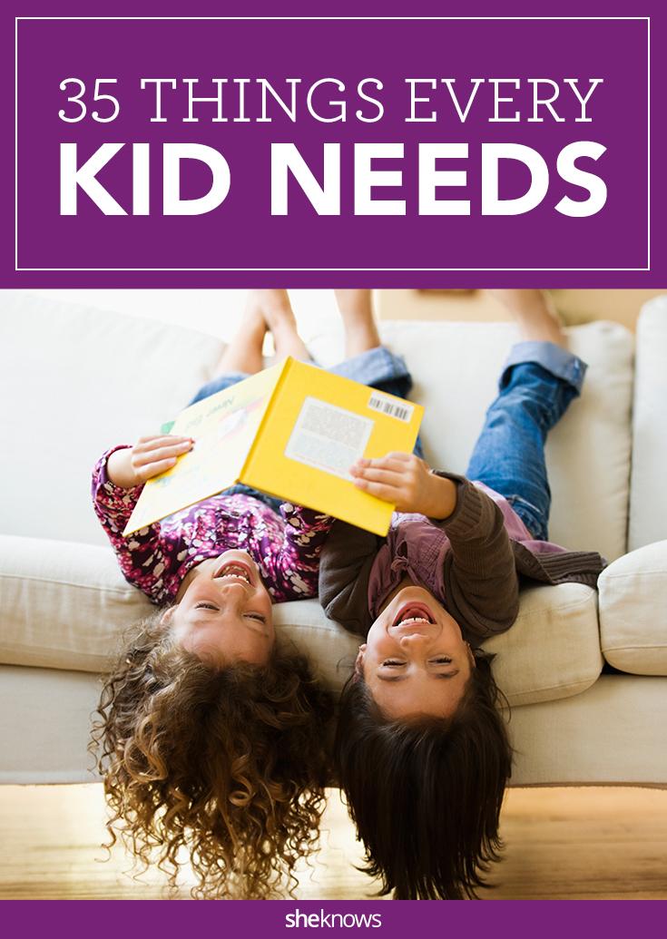 things kids need