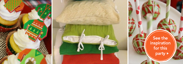 How to host an ugly sweater party | See the Pinterest board