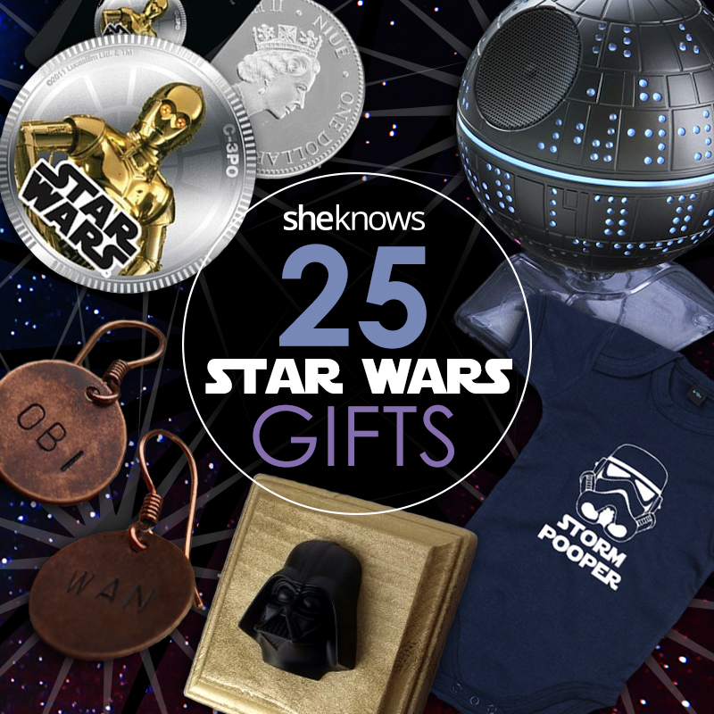 Gift Guide: 25 Star Wars Gifts