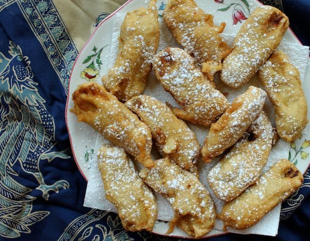 Pisang goreng: Indonesia