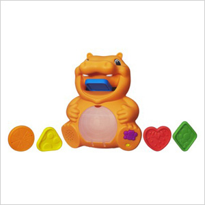 Color Me Hungry Hippo