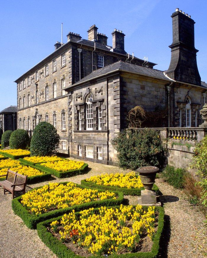 Pollok House Glasgow Scotland