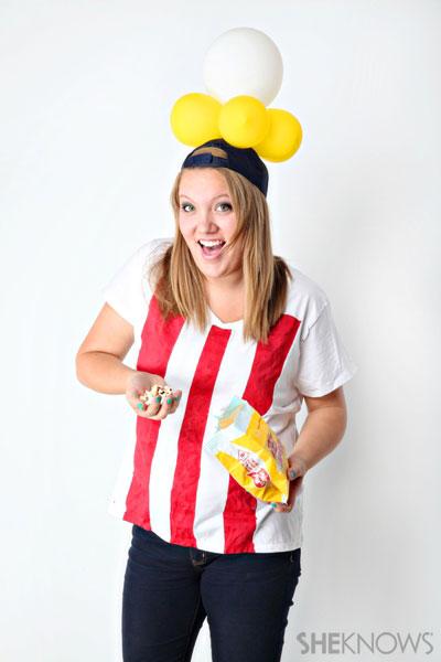 Popcorn costume   SheKnows.com