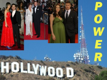 Who are Hollywood's top power couples