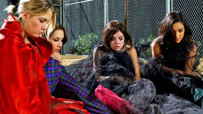 Pretty Little Liars theory: We will