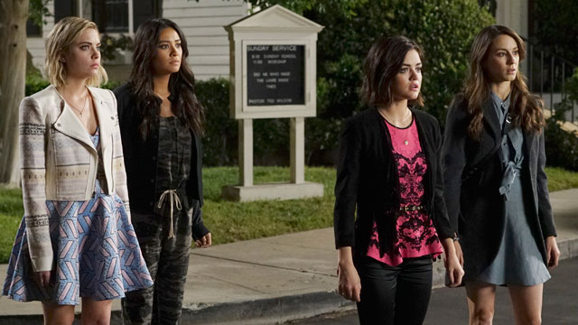 PLL stars share behind-the-scenes pics from