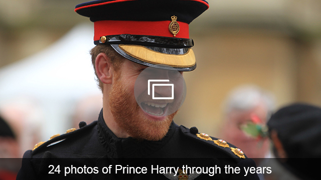 Prince Harry slideshow