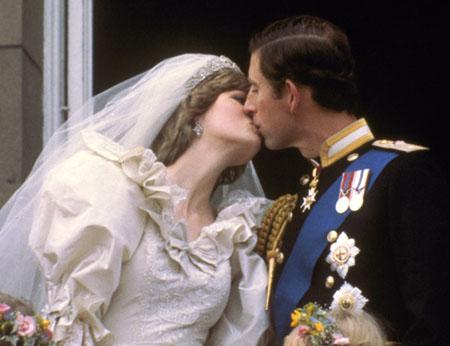 The Wedding of Princess Diana