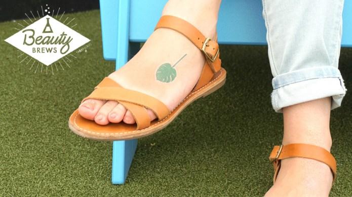 Printable temporary tattoos that make summer