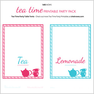 Food label tent cards 3