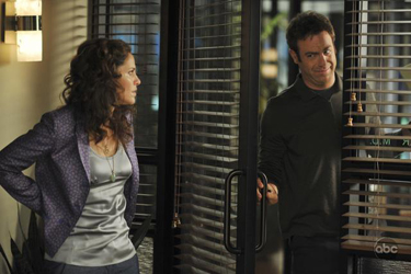 Amy has a moment on Private Practice, new on ABC tonight