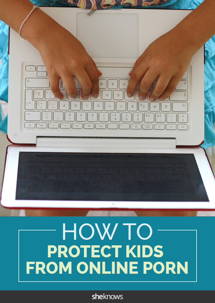 protect kids from online porn