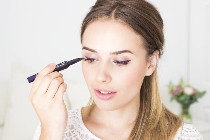 Hello October DIY Makeup