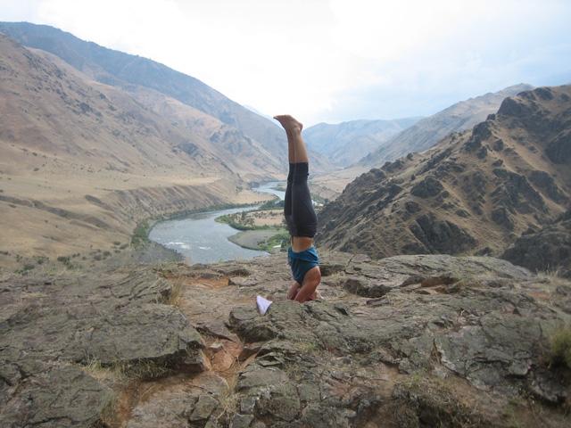 Rafting Yoga – Boise, Idaho