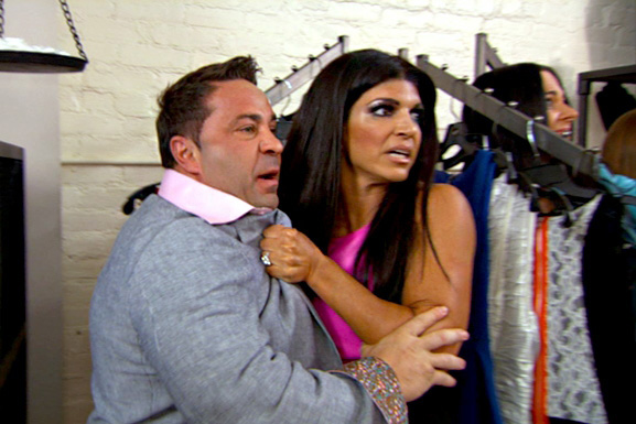 Real Housewives of NJ drama